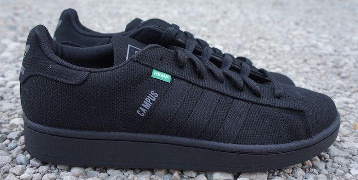 adidas Hemp Shoes - Campus 2 Edition - http://www.soleracks.com/adidas-hemp-shoes-campus-edition/
