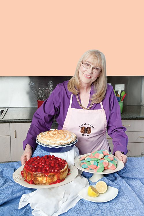 Joanne Fluke Mystery Party Recipes