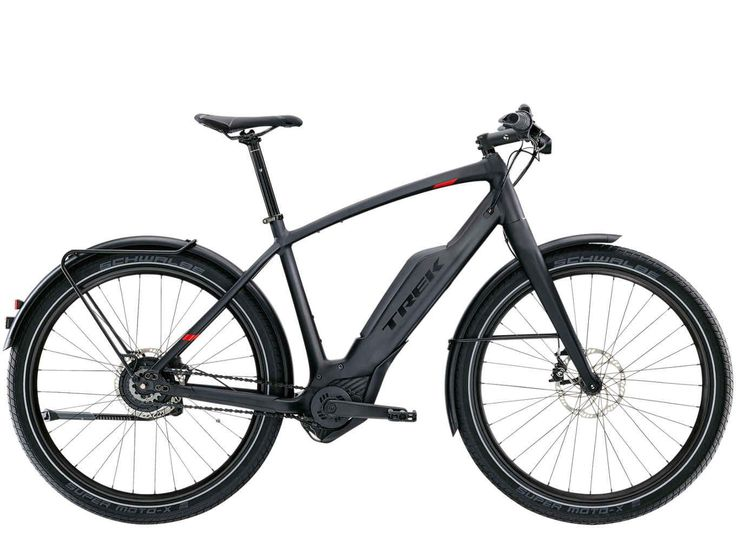 Super Commuter+ 9 | Trek Bikes (GB) #trekbikesmountain