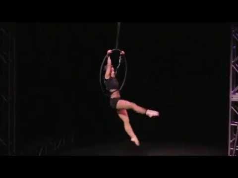 2016 PSO U.S. National Lyra silver medalist, Jocelyn Wetherington - YouTube