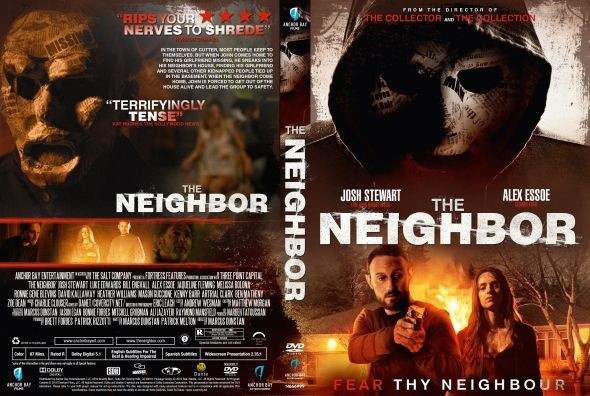 The Neighbor  The Neighbor DVDR | NTSC | VIDEO_TS | 4.09 GB | Audio: Inglés 5.1 | Subtítulos: Español Latino Inglés | Menú: Si | Extras: Si  Título original: The Neighbor Año: 2016 Duración: 87 min. País: Estados Unidos Director: Marcus Dunstan Guión: Marcus Dunstan Patrick Melton Música: Charlie Clouser Fotografía: Eric Leach Reparto: Josh Stewart Alex Essoe Luke Edwards Bill Engvall Jaqueline Fleming Melissa Bolona Ronnie Gene Blevins David Kallaway Heather Williams Mason Guccione Kenny…