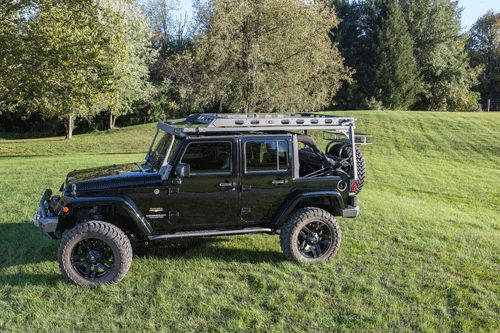 rack for mikes rubi | jeep grand wagoneer | Pinterest ...