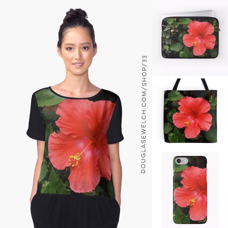 """Get ready for a tropical summer with these """"Pink Hibiscus"""" Tops Bags Cases and more!  Even though I photographed these pink hibiscus right here in my own neighborhood it always reminds me of our one trip to Hawaii many years ago. It's images like this that keep making me want to return to the islands.  Available exclusively from http://ift.tt/2i1uX76 http://ift.tt/2nBRAAs (Direct Link)  Lapto Sleeve Features  Custom front print and black rear  Polyester cover and foam padding protects from…"""