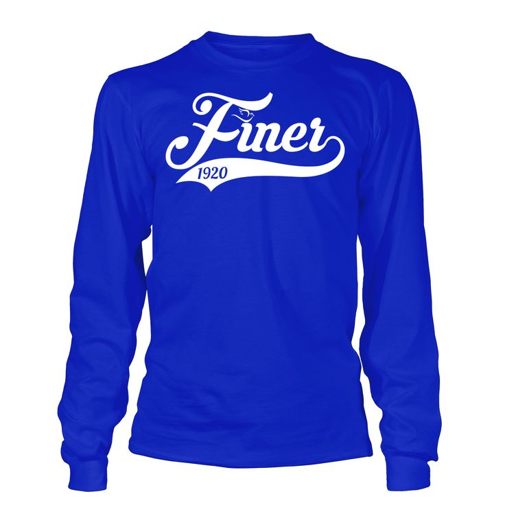 Zeta Phi Beta Finer Script Long Sleeve