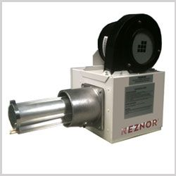 The Reznor VPS provides efficient radiant solutions in both high intensity and low intensity. For high intensity solutions it can be used in high bay applications for spot heating.#engineering #Manufacturers