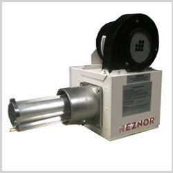 125000 BTU Reznor VPS125 Radiant Tube Heater 40 Foot Tube Assembly