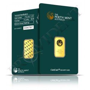 5 Gram Australian Perth Mint Gold Bars
