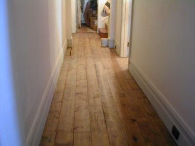 Stain: clear  Wood: Pine  Finish: Treatex Hardwax oil  Sheen: Matte