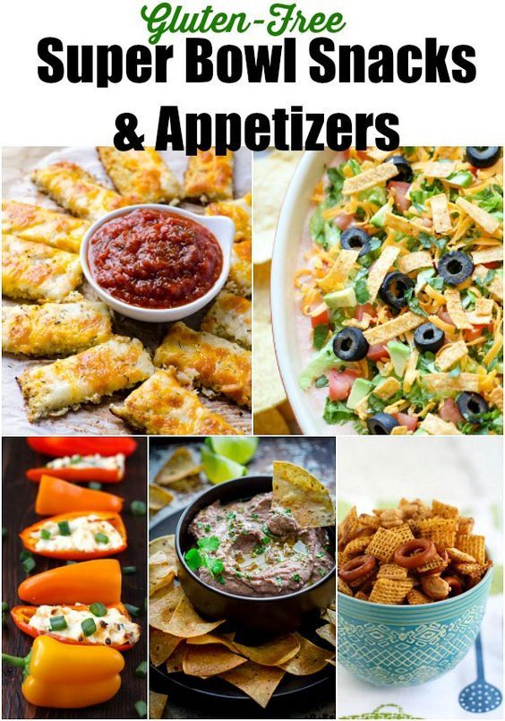 56 best Gluten Free Football Food images on Pinterest ...