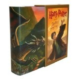 Harry Potter and the Deathly Hallows (Book 7) (Deluxe Edition) (Hardcover)By J. K. Rowling