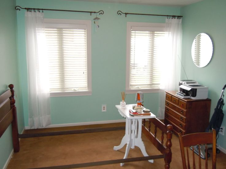Sea Glass Color Paint | The color is Sea Glass by Martha ...