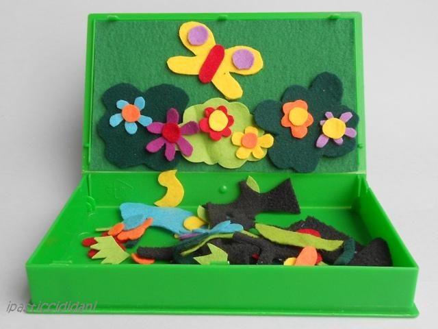 blog di creazioni colorate per bambini e per chi ne conserva lo spirito. Quiet book, giochi, bijoux, decorazioni murali, pupazzi