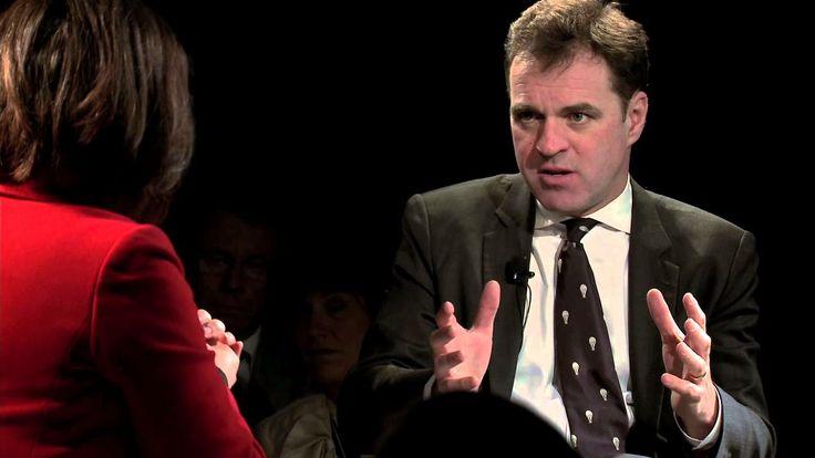 Ideas for Change - More Europe - Niall Ferguson