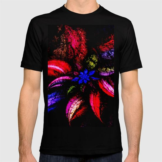 flower abstract T-shirt  https://society6.com/product/flower-abstrac_t-shirt?curator=2tanduk