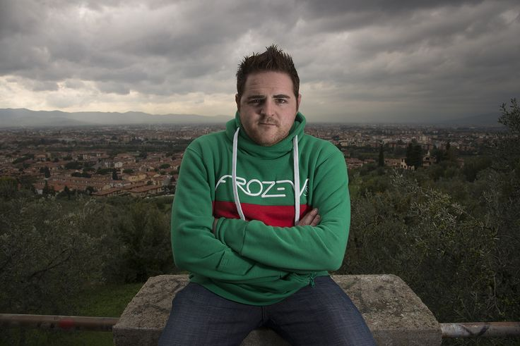 """Blebla is an Italian rapper from Prato (a town next to Florence). In his song """"Prato"""" he tells us how complicated, fun, different, various, bad and good can be being part of the Prato community."""