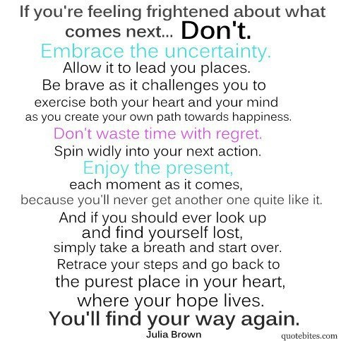 Feeling Lost | Inspirational quotes. | Pinterest | Feeling ...