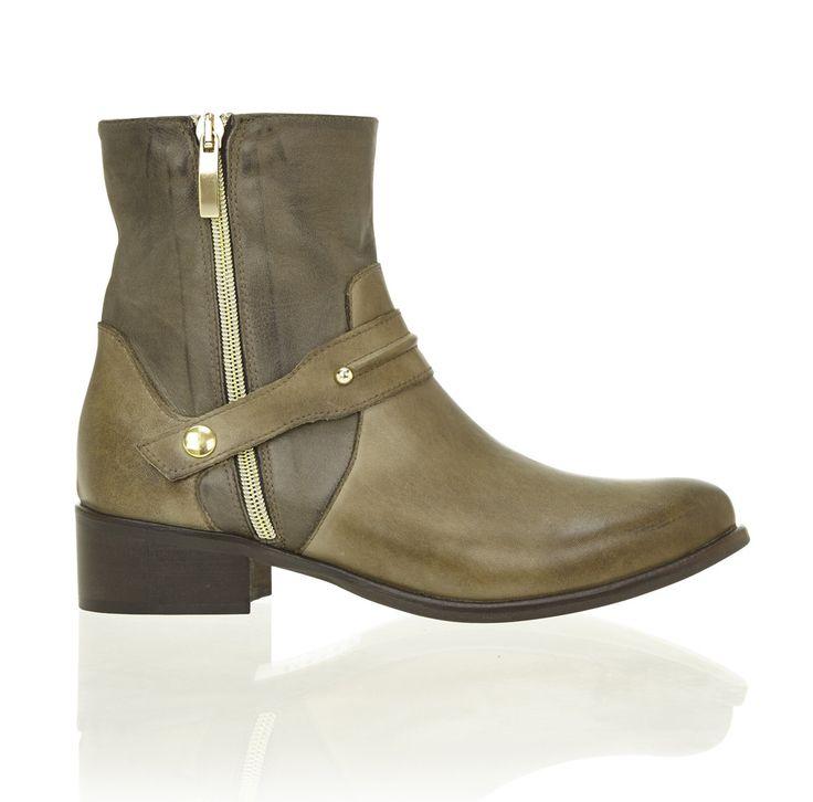 Estilo Emporio Boot