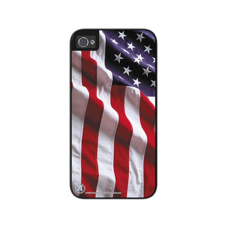 Airstrike® American Flag iPhone 5s Case, American Flag iPhone 5 Case, American Flag iPhone Case Protective USA Flag Phone Case-50-235