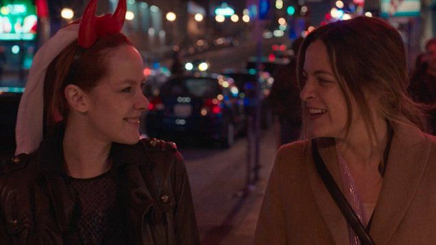 Jena Malone and Riley Keough connect in the first trailer for 'Lovesong' an independent film about a lesbian affair amongst old friends. Also starring Brooklyn Decker.