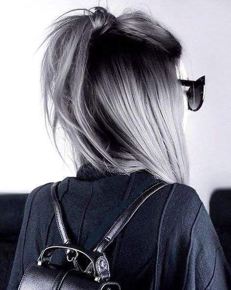 Coupes pour les cheveux gris – Autour de la France – Recettes, Fitness, beauté, et autres