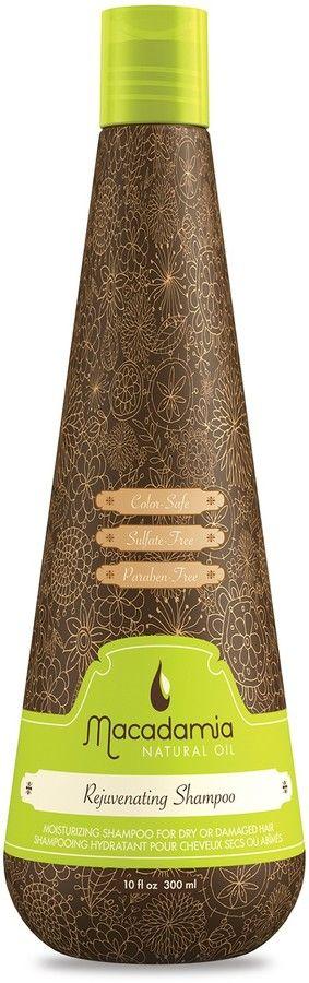 Macadamia Hair Rejuvenating Shampoo - 10.0 oz