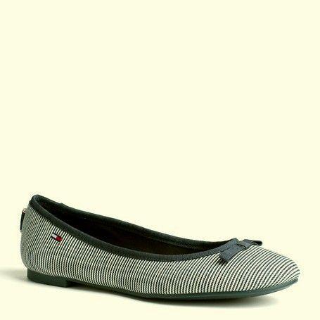 Tommy Hilfiger ballerina shoes