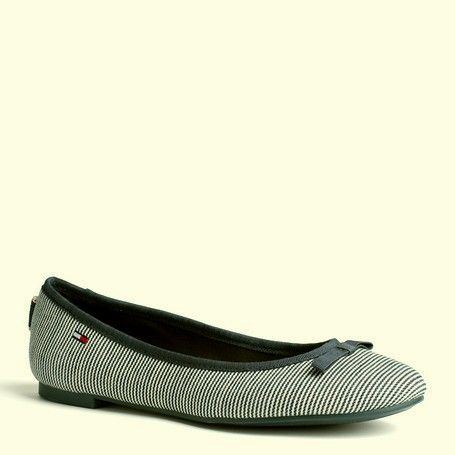 Tommy Hilfiger ballerina shoes