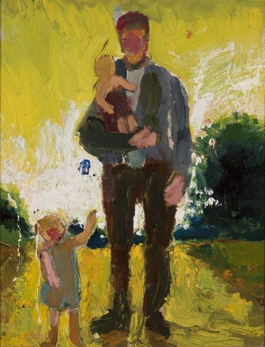 Zygmunt Waliszewski (1897–1936), Man with Children