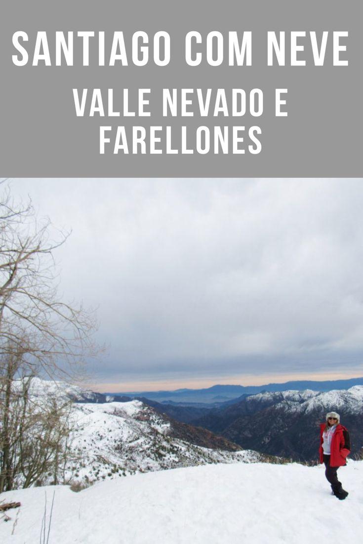 Nesse ano tivemos o privilégio de conhecer Santiago, capital do Chile, um destino completo com diversas atrações. Em Santiago é possível fazer passeios culturais, conhecer ótimos restaurantes, passear no litoral, visitar vinícolas, passar o dia em parques e até brincar na neve. Nós conhecemos Valle Nevado e Farellones e nos divertimos muito na neve.