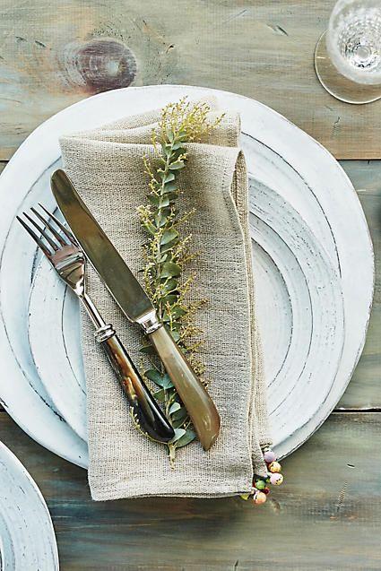Glenna Dinner Plate - anthropologie.com