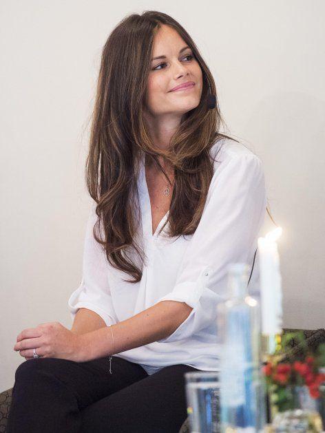 Die neue Frisur steht Sofia Hellqvist wunderbar! So sah die Verlobte von Carl Philip vorher aus ...