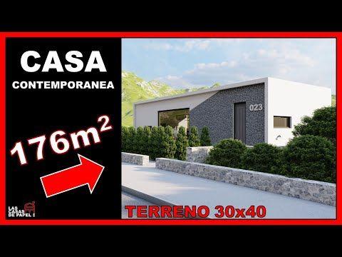 Casa Contemporanea Recorrido Virtual 3d De Casa Eifel 023 Youtube In 2021 Best Modern House Design Modern House Design Virtual