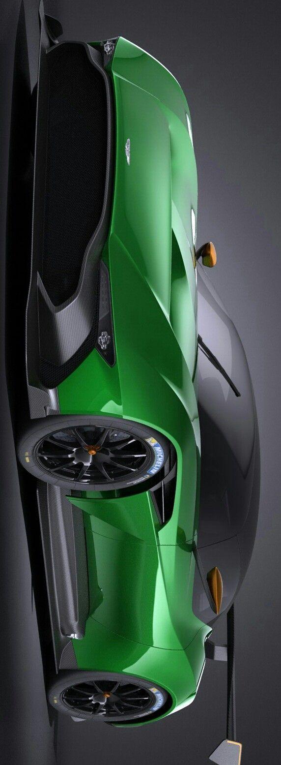 2016 Aston Martin Vulcan by Levon More