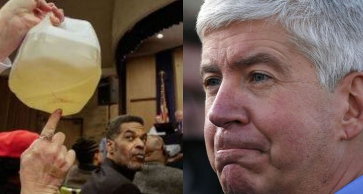 POLITICS Outrage: Governor Snyder Caught Illegally Using Taxpayer Money To Defend Himself Against Flint Poisoning Investigation