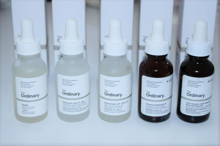 The Ordinary Skincare - Complete Guide To How To Use It