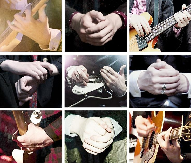 The Strypes hands appreciation post