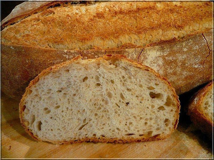 Limara péksége: Békebeli kenyér