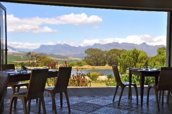 Jordan Restaurant, Stellenbosch