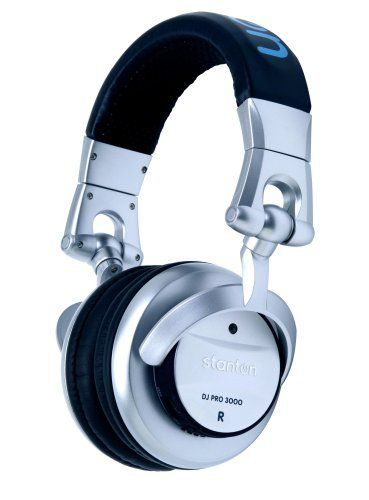 Stanton DJ PRO 3000 DJ Pro 3000 Headphones by Stanton. $69.00. DJ Pro 3000 stereo headphones with rotating ear cup.