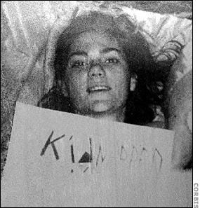 In 1968  Barbara Mackle  20  was abducted by Gary Krist and Ruth Eisemann Schier  Mackle was buried in a trench inside a box  which had an air pump  a battery powered lamp  water   amp  food  When they received the  500 000 ransom  they gave vague directions to Mackle  s burial site  Mackle was rescued alive  She had spent more than 3 days underground  Krist and Eisemann Schier was arrested and convicted  Eisemann Schier served 4 years in prison  Krist served 10 years