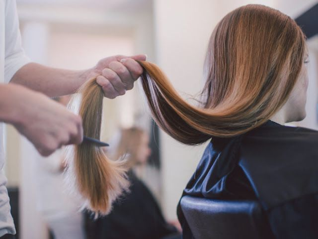 Benefits of Hair Dusting For Healthy and Long Hair !