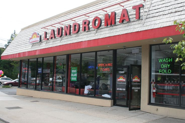 24 Hour Laundromat - Teaneck NJ | Earlybird Laundromat