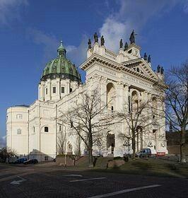 DeBasiliek van de Heiligen Agatha en Barbarais eenrooms-katholieke kerkteOudenbosch. De kerk werd gebouwd tussen1867en1880en werd in1912totbasilica minorverheven.