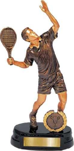 Antique Gold Tennis Male - 240mm