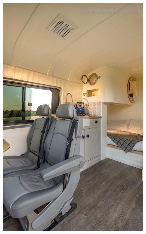 Mercedes Benz Sprinter Camper Conversion