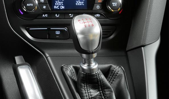 Toma vueltas como nunca. Gracias a su transmisión manual de 6 velocidades, Torque Vectoring Control y a la suspensión deportiva con Focus ST. #Ford #FocusST2013