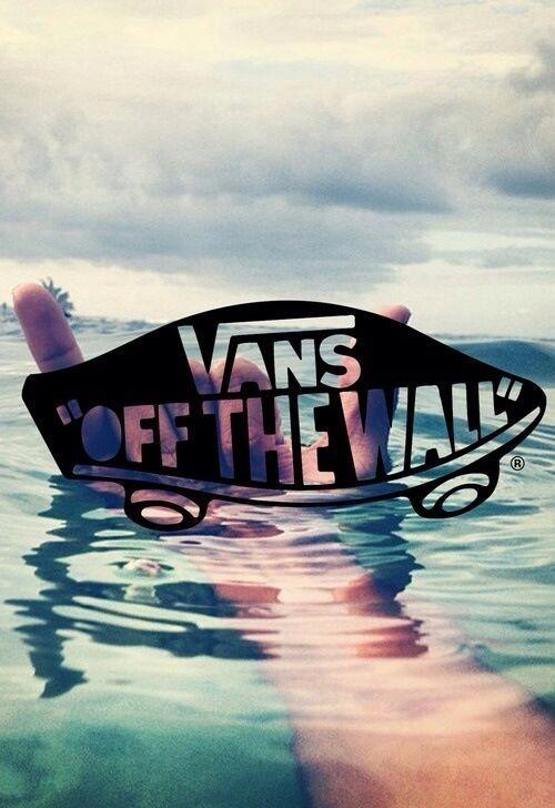 Imagen de vans, water, and shoes