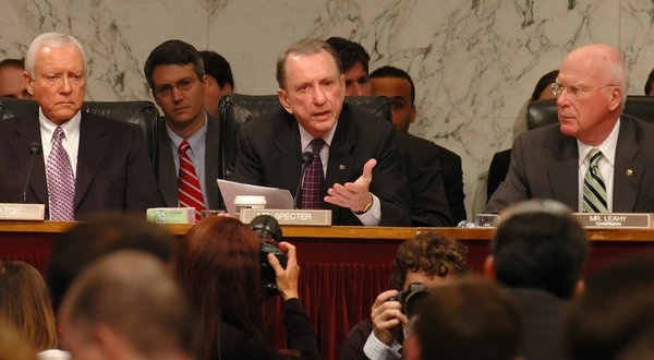 Arlen Specter, Pennsylvania Senator, Is Dead at 82 - Politics/U.S. - NYTimes.com