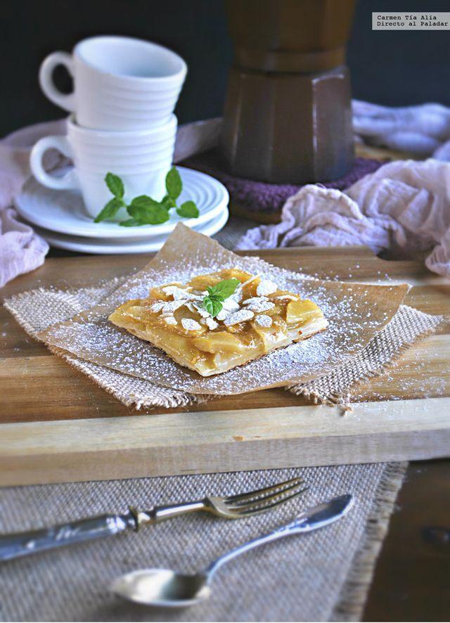El mundo de las tartas de manzana es como el de los bolsos o los zapatos para algunas mujeres, que nunca se pueden tener demasiadas recetas o hacer demasiadas catas. Quienes enloquecemos por esta frut