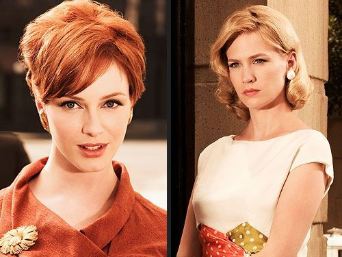 Awesome 1000 Ideas About Mad Men Hair On Pinterest Mad Men Makeup Short Hairstyles Gunalazisus